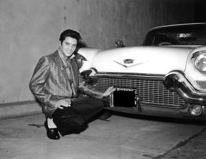 Элвис и авто