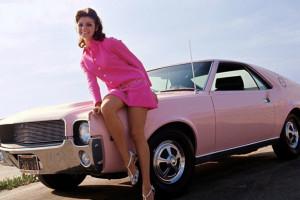 женщина и авто 1