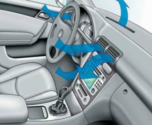 кондиционер в авто 1