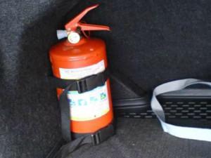 огнетушитель в авто