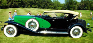 автомобили 30-х