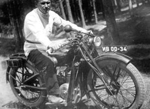 мотоцикл л-300
