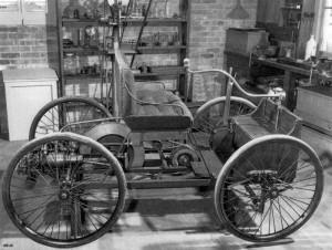 первый автомобиль генри форда