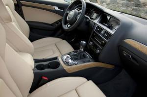 салон  Audi A4 B6