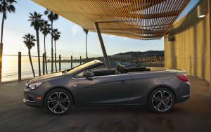2016 Buick Cascada.