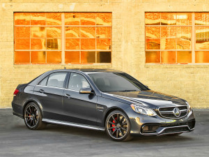 2016 Mercedes-AMG E63 S 4MATIC.