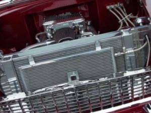 ремонт радиатора охлаждения автомобиля