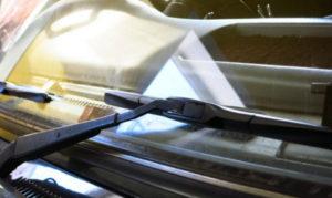 гибридные щетки стеклоочистителя