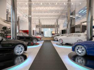 кризис в продаже автомобилей