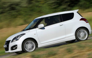 Suzuki Swift 2017 года 1