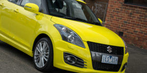 Suzuki Swift 2017 года 2