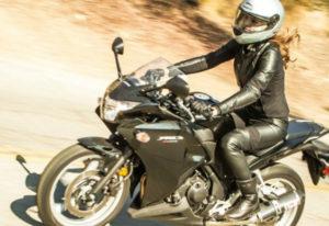как выбрать мотоцикл девушке