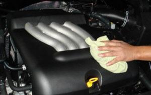 моем двигатель