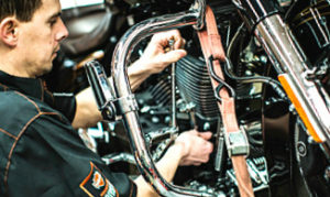 техническое обслуживание мотоцикла