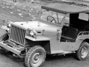 Toyota Land Cruiser 51 года