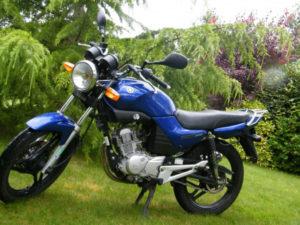 -Yamaha YBR-125