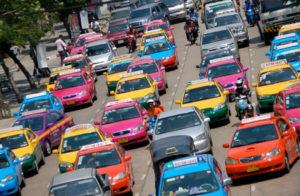 цветные автомобили