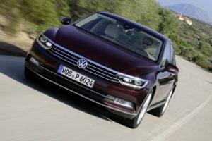 -Volkswagen Passat 8-го поколения